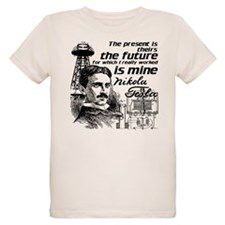 The Future Is Teslas T-Shirt