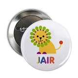 "Jair Loves Lions 2.25"" Button (10 pack)"