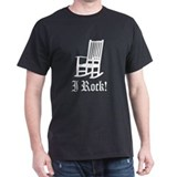 Funny I Rock - Rocking Chair T-Shirt