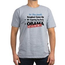 Benghazi Cover Up Impeach Obama T-Shirt