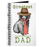 Miniature Poodle Dad Journal