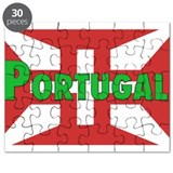 Portugal Cross Puzzle