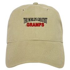 """The World's Greatest Gramps"" Baseball Cap"