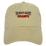 &quot;The World's Greatest Gramps&quot; Cap