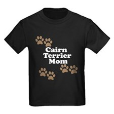 Cairn Terrier Mom T-Shirt