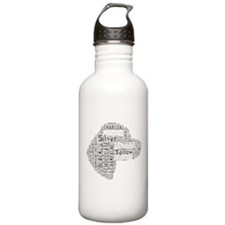 Purebred Labrador Retreiver Water Bottle