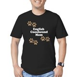 English Coonhound Mom T-Shirt