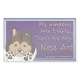 Nose Art Decal