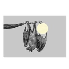Hanging Bat Postcards (Package of 8)