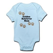 Golden Retriever Mom Body Suit