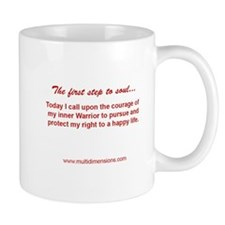 The First Step to Soul Mug