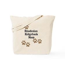Rhodesian Ridgeback Mom Tote Bag