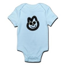 Smile kitty Infant Bodysuit