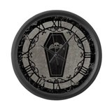 coffin_gray_cl.jpg Large Wall Clock