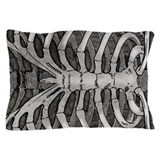 ribcage-grey_12-5x18hr.jpg Pillow Case