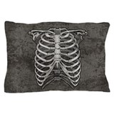 ribcage-grey_12-5x18h.jpg Pillow Case