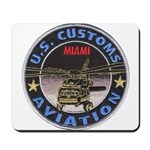 Miami Customs Mousepad