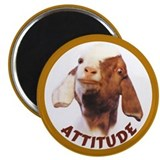 Attitude Boer Goat Magnet