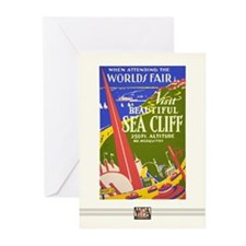 Visit Beautiful Seacliff Cards (10 Pack)