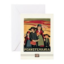 Rural Pennsylvania Greeting Cards (10 Pack)