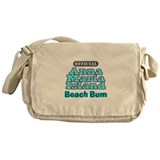 Anna Maria Island Beach Bum Messenger Bag