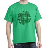 Celtic Four Leaf Clover T-Shirt