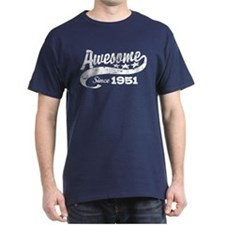 Awesome Since 1951 T-Shirt