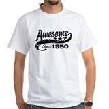 Awesome Since 1950 Shirt