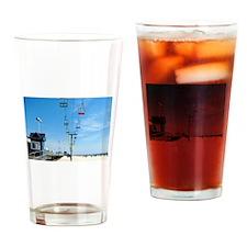 Sky Ride Drinking Glass