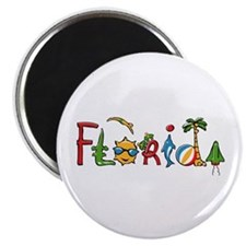 Florida Spirit Magnet