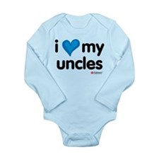 Uncles (Boys) Body Suit
