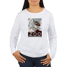 Zoo Herons T-Shirt
