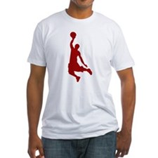 Basketball player Slam Dunk Silhouette T-Shirt