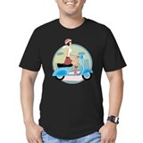 Vespa Girl T-Shirt