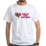 Miles for Melon Products T-Shirt
