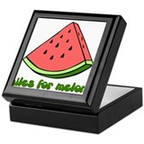Miles for Melons Keepsake Box