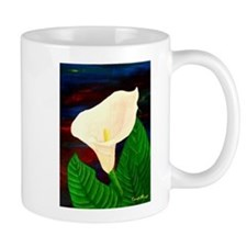 Calla Lilly Mug