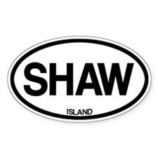 Shaw Island Decal