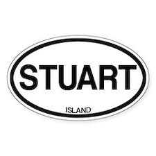 Stuart Island Decal