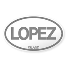 Lopez Island Decal