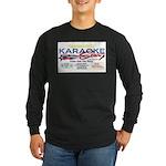 KARAOKE STAR Long Sleeve T-Shirt