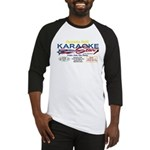 KARAOKE STAR Baseball Jersey