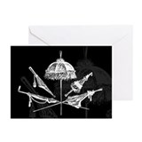 parasol_bl_gc.png Greeting Cards (Pk of 20)