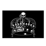 skull-crown_pc.jpg Postcards (Package of 8)