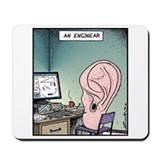 An Enginear Mousepad