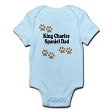 King Charles Spaniel Dad Body Suit