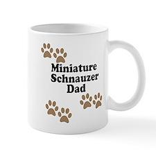 Miniature Schnauzer Dad Mug