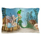 Little Mermaid 4 Pillow Case