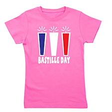 Bastille Day Girl's Tee