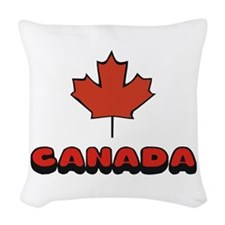 Canada Woven Throw Pillow